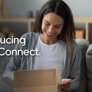 離れている家族や友達に愛を送ることができる「Uber Connect」