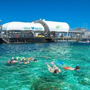 オーストラリア初の水中宿泊施設がオープン!