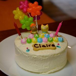 クレアの誕生日