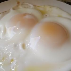 半熟目玉焼きが美味しくできる お子さんにも安全な卵 たまごかけご飯も安心