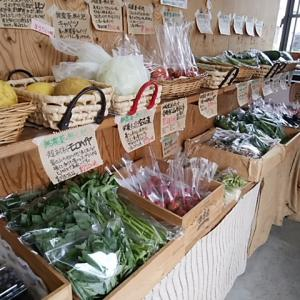多くのご来店ありがとうございます 25日は雨で野菜が数量限定になりそう