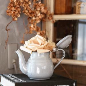 ☆ほぼ0円DIY!乾燥が気になる季節!コーヒーフィルターでお花の加湿器を作ろう!☆