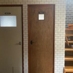 ☆20年間放置していたトイレの○○をDIYで快適に!ドアと腰壁編!☆