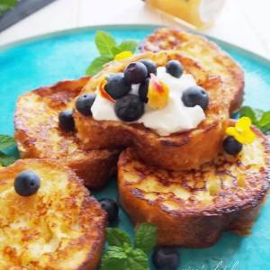 朝食にどうぞ!フレンチトーストレシピ