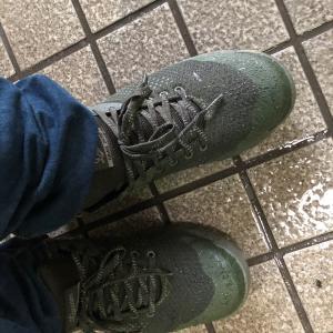 これからのシーズンに欲しい靴 ダナー TRAIL 2650 とSpeedoのスイムタオル