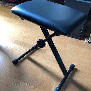 チェロの椅子の話 KIKUTANIのキーボードベンチはお手頃でした。