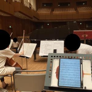 失敗談と反省。 iPadPro12.9インチをオーケストラの演奏で使ってみましたが。
