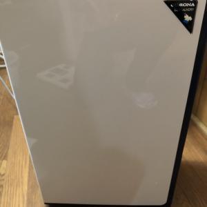 コロナ 除湿乾燥機 CD-H1018を使ってみました