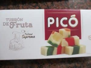 トゥロンというスペイン菓子
