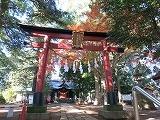 武蔵国一之宮 氷川女体神社
