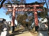 武蔵国一之宮 氷川神社