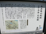 丹波亀山城跡とスピリチュアル的な話。