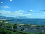 博多駅付近と福岡市博物館