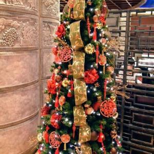 シルクロードでクリスマス