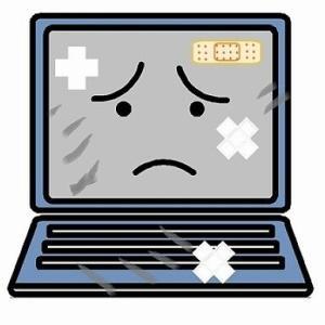 パソコン不調。。。