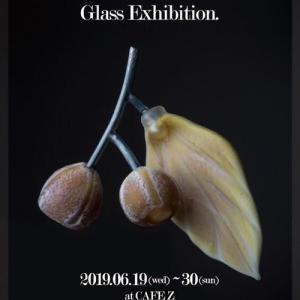 【江田明裕ガラス展 2019】