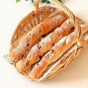 美味しいパン、焼けました