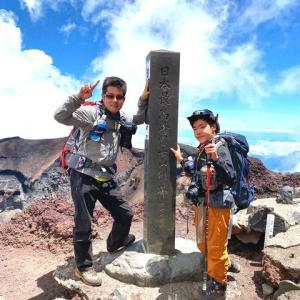 富士山チャレンジ 3