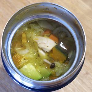 きのうと同じスープ