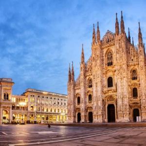 ロックダウン中のミラノから、イタリアを想う。