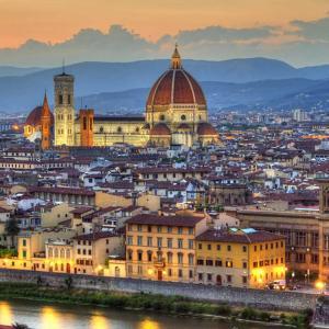 イタリア発、シャビーシックなリボンシャンデリアが、素敵なお客様のお家へ♪