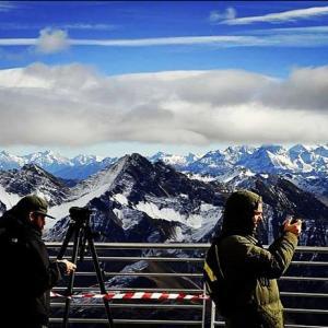 アルプスの最高峰、モンテビアンコ(モンブラン)に登って来ました♪