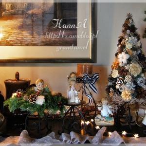 我が家のクリスマス飾り