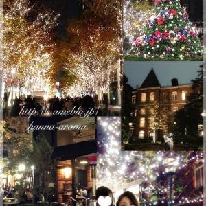 東京のクリスマスイルミネーション