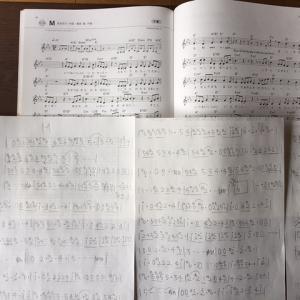 富山移住記Vol.22 大正琴楽譜