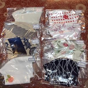 富山移住記Vol.81 夏用マスクと着物リメイク