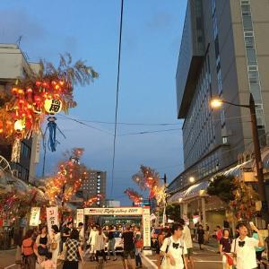 富山移住記Vol.14 高岡七夕&お知らせ