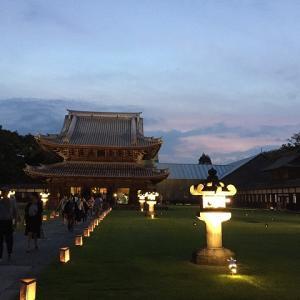 富山移住記Vol.16 瑞龍寺ライトアップ