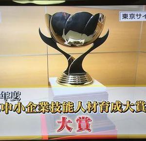 TV朝日「東京サイト」で放映!