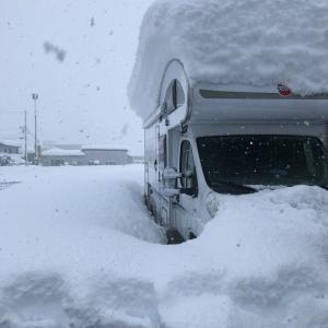 令和3年(2021年1月)北陸の記録的大雪、富山は35年ぶりの積雪120センチ超えは災害級!