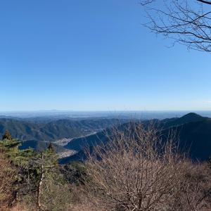 御岳神社へ初詣