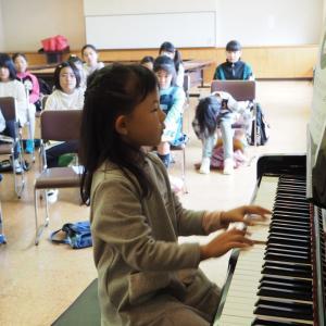 Yumiピアノ教室・レパートリー会終了♪