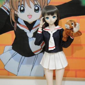 友枝小学校の制服