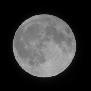 2020年11月30日の半影月食