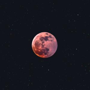 【10月31日のハロウィン満月は小さい!】…10月31日(土) 23:49 ブルームーンです。
