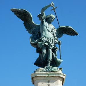 【カバラの魔法 82】4つの風の4人の守護天使