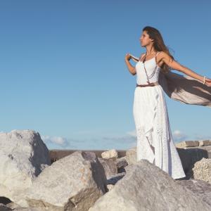 【カバラの魔法 112】風にあたろう・・・風は生気を与えてくれる