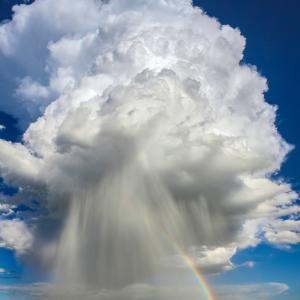 【カバラの魔法 133】大地の情熱が雨を呼ぶ