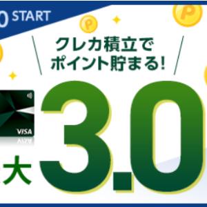 SBI証券×三井住友カード|投資初心者の3%分リスクヘッジ
