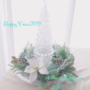 クリスマスアレンジ2019