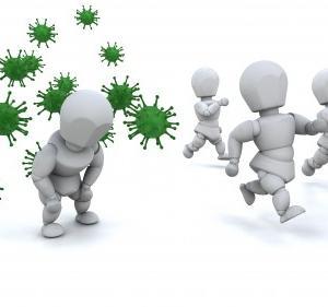 お金が無いウイルスは伝染する?