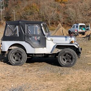 2020年秋 Jeepで行く剣山スーパー林道