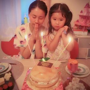 奥さんの誕生日