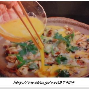 超おいしいかきの卵とじ~レシピ~♪