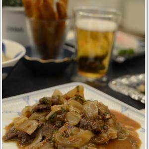 野菜を意識した夕食~♪