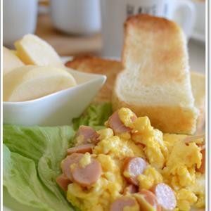 休日の朝食~ゆずジャムを頂いて~♪